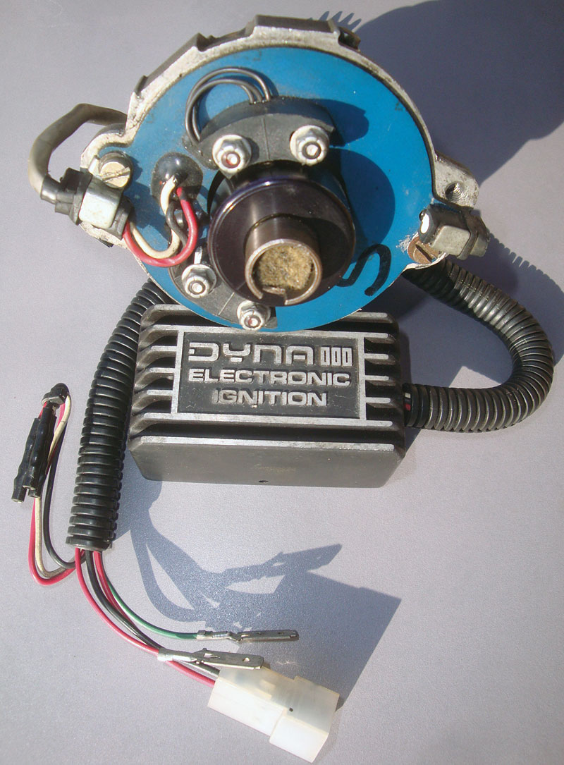 Elektronische Zuendung Dyna III