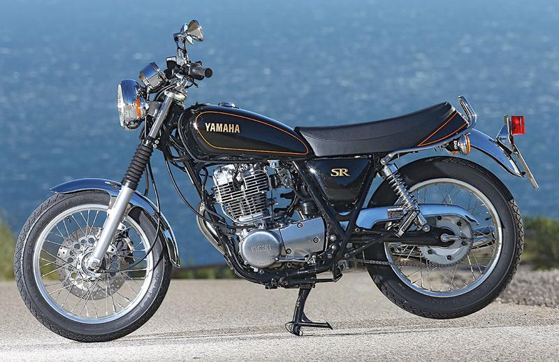 Yamaha SR400 links
