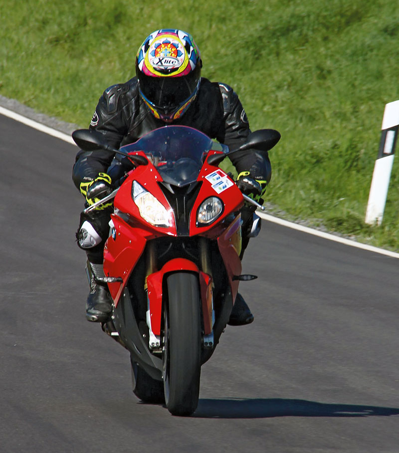 BMW S1000 RR Front