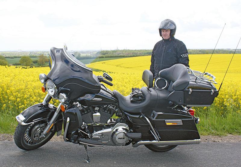 Harley Davidson Electra Glide links