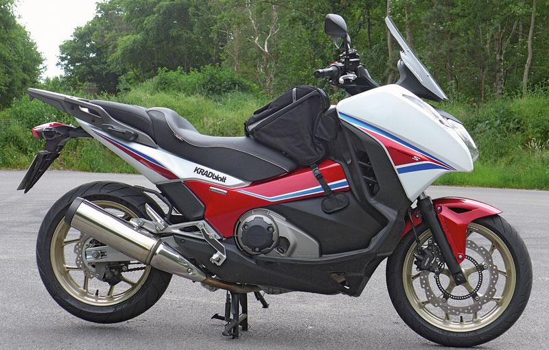 Shad SC30 Honda Integra 750