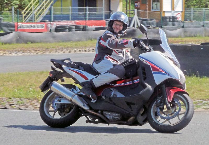 Motorrad-Sicherheitsraining zum Saisonstart