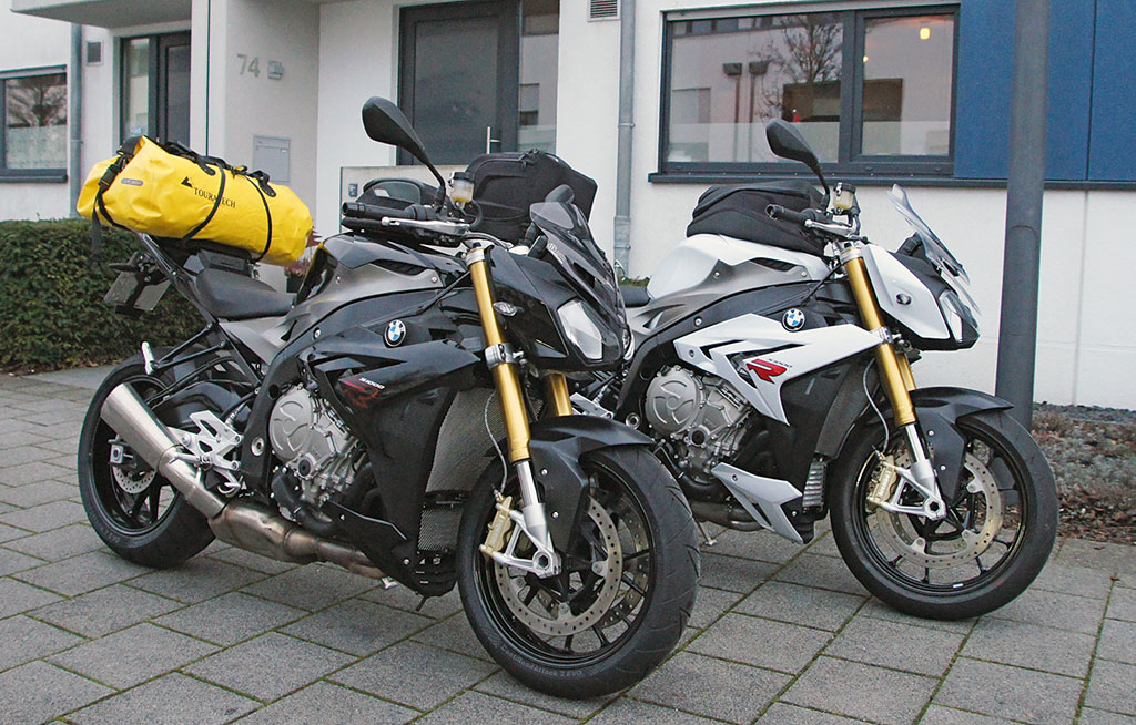 BMW S1000R Doppelpack