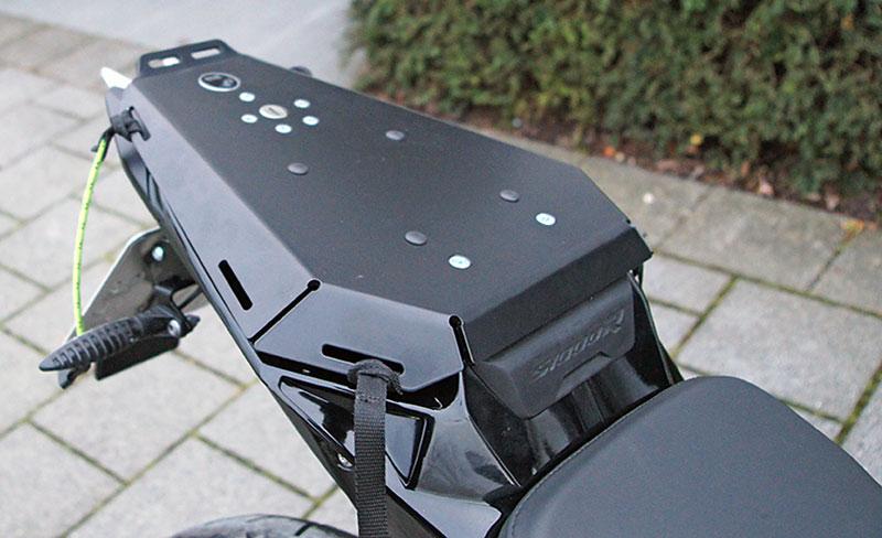 BMW S1000R Hecktraeger