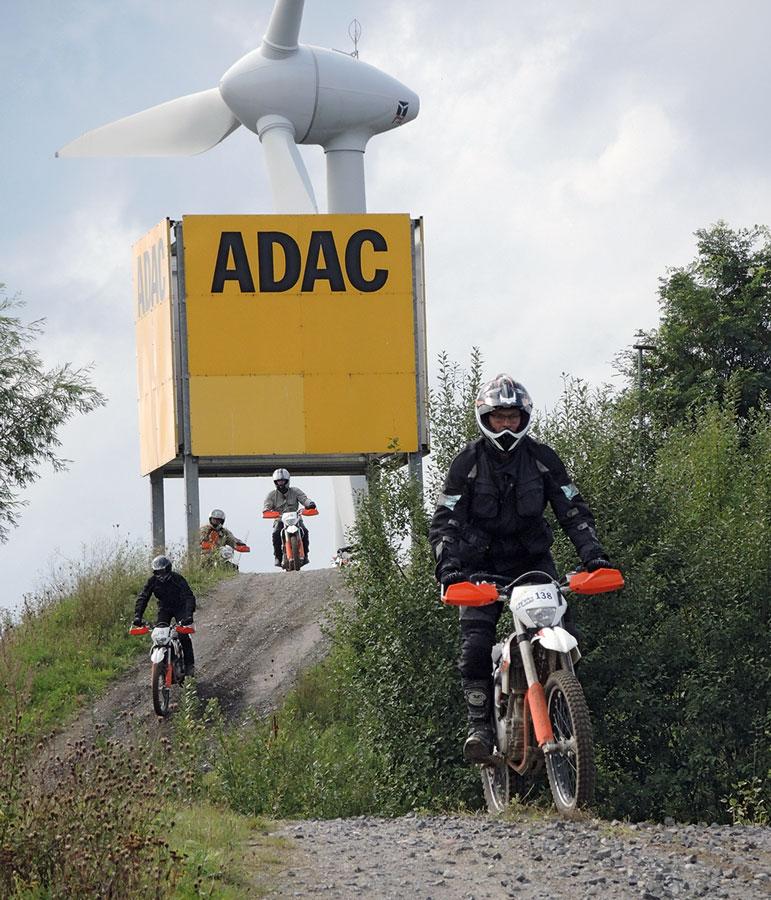 ADAC Lueneburg KTM Training 1