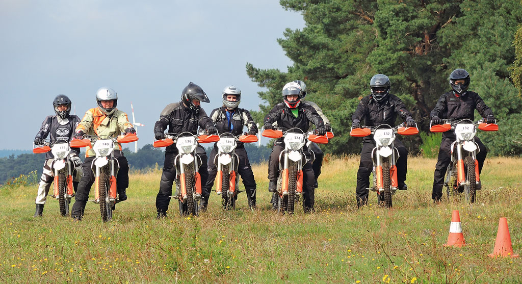 ADAC Lueneburg KTM Training 2