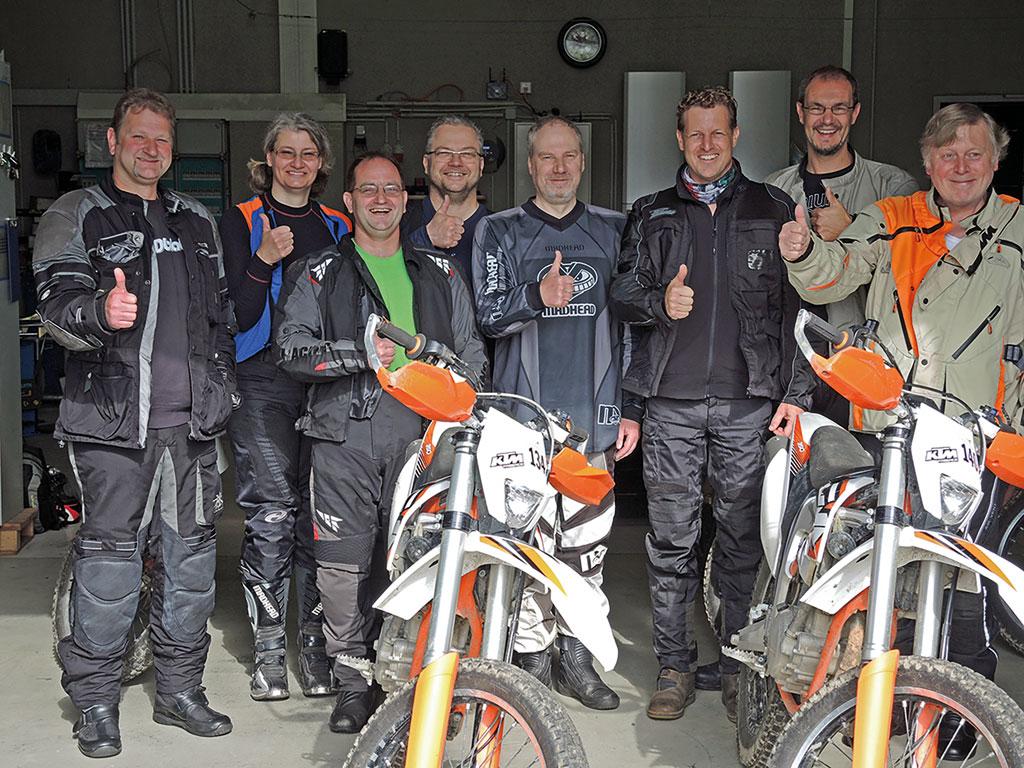 ADAC Lueneburg KTM Training 3