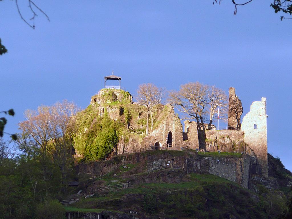 Burgruine Are oberhalb von Altenahr