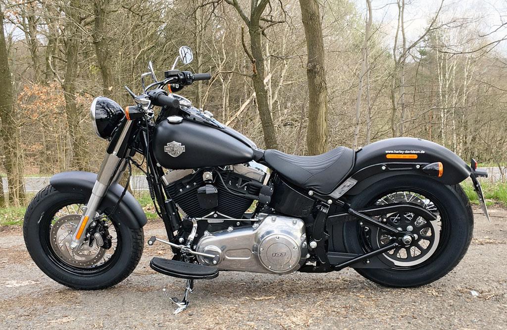 Harley Davidson Softail Slim 2016 links