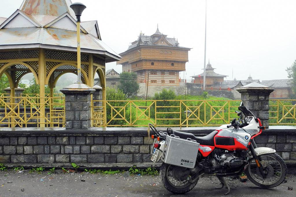 Bimakali Tempel
