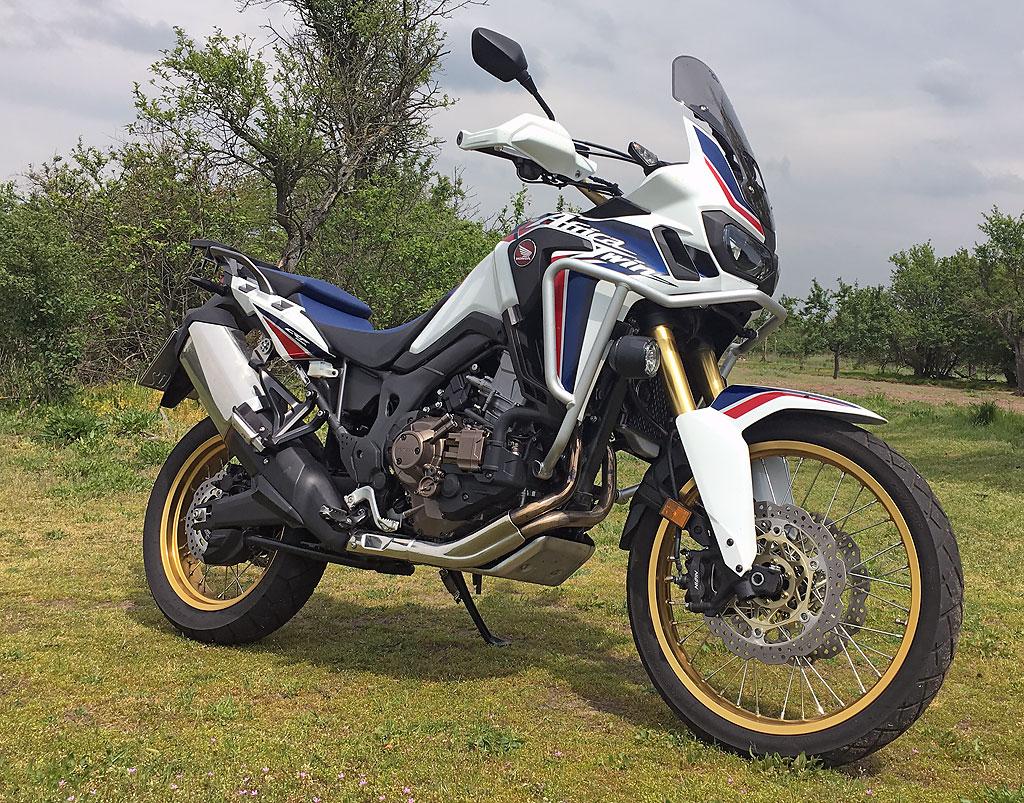 Honda CRF1000 DCT