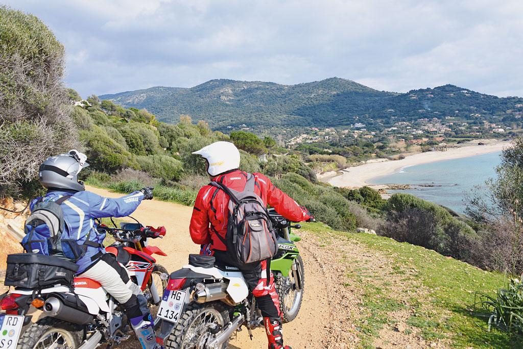 Endurotour Korsika 1