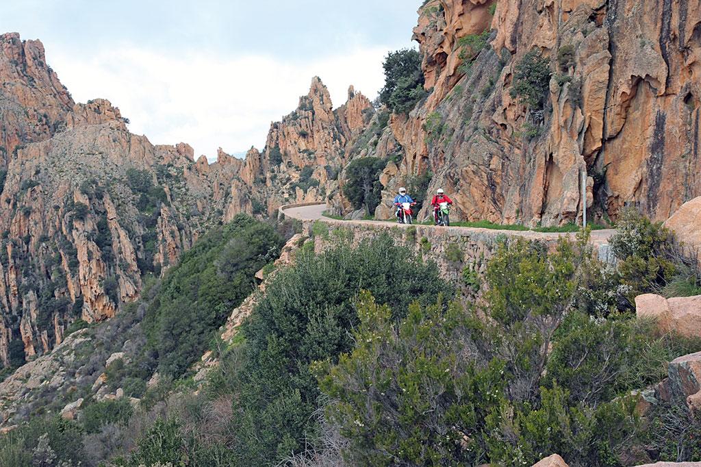 Endurotour Korsika 2