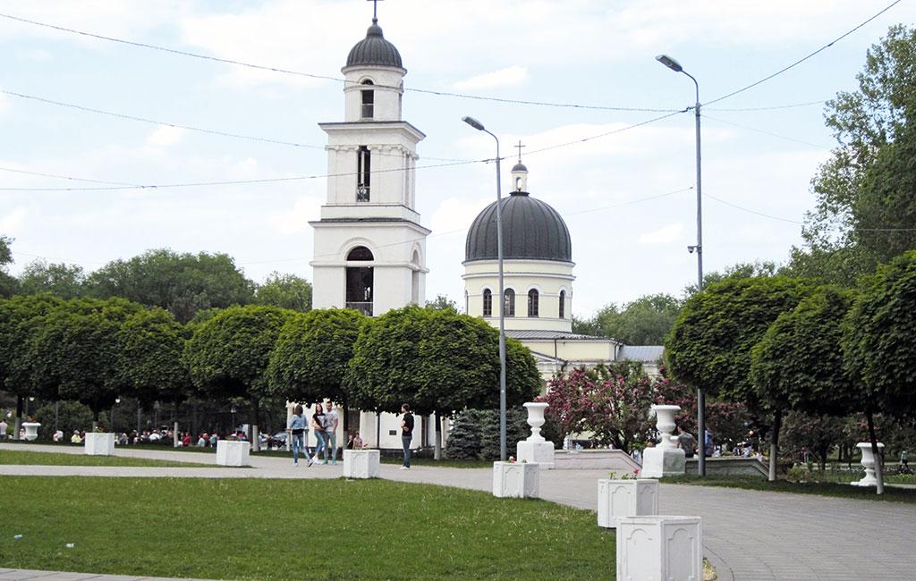 Chisinau Kathedrale der Geburt des Herrn