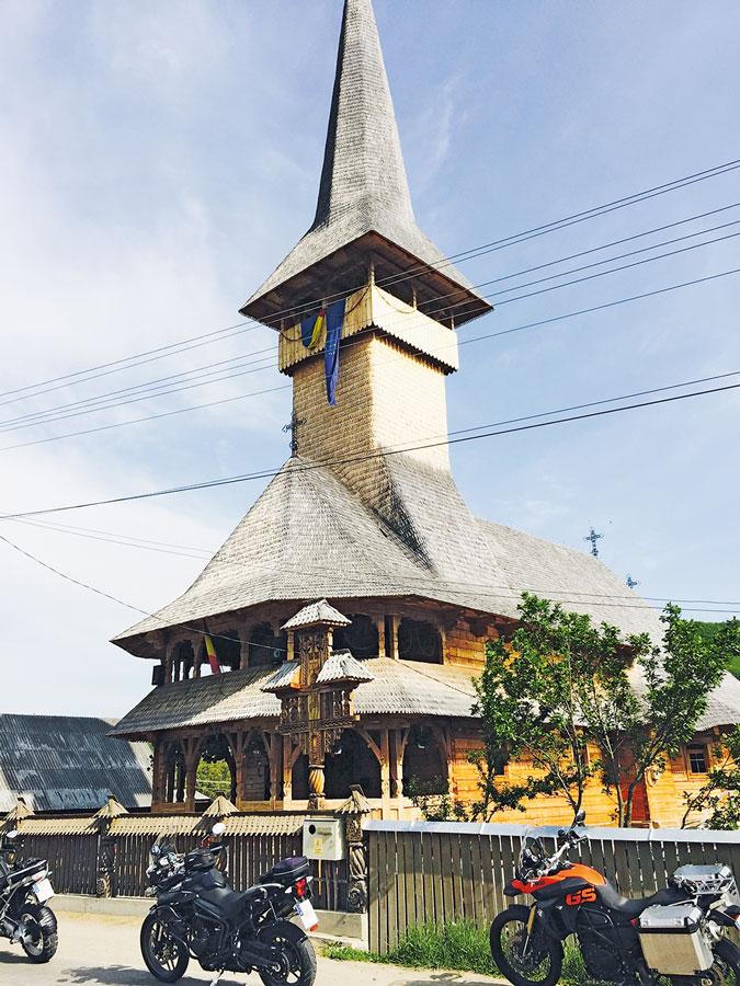 Maramures Holzkirche