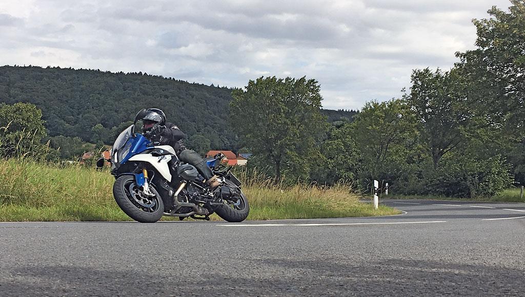Kann Reisen und Sport BMW R 1200 RS