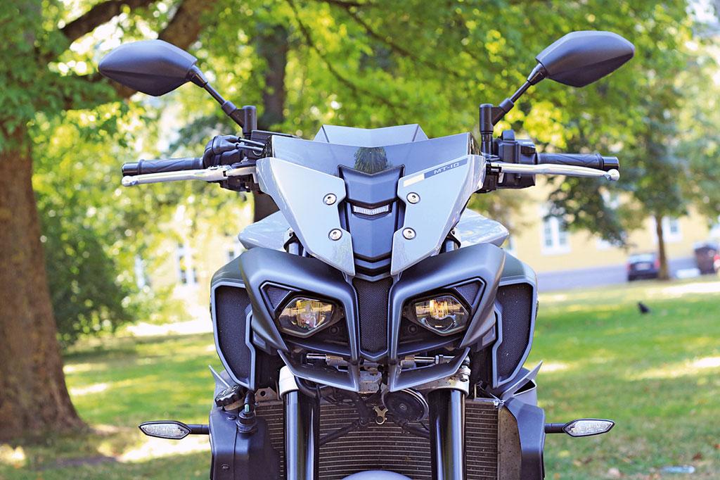 Yamaha MT10 Modell 2016 Front