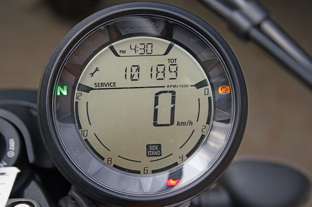 Taco - Ducati Scrambler Sixty2 Modell 2017