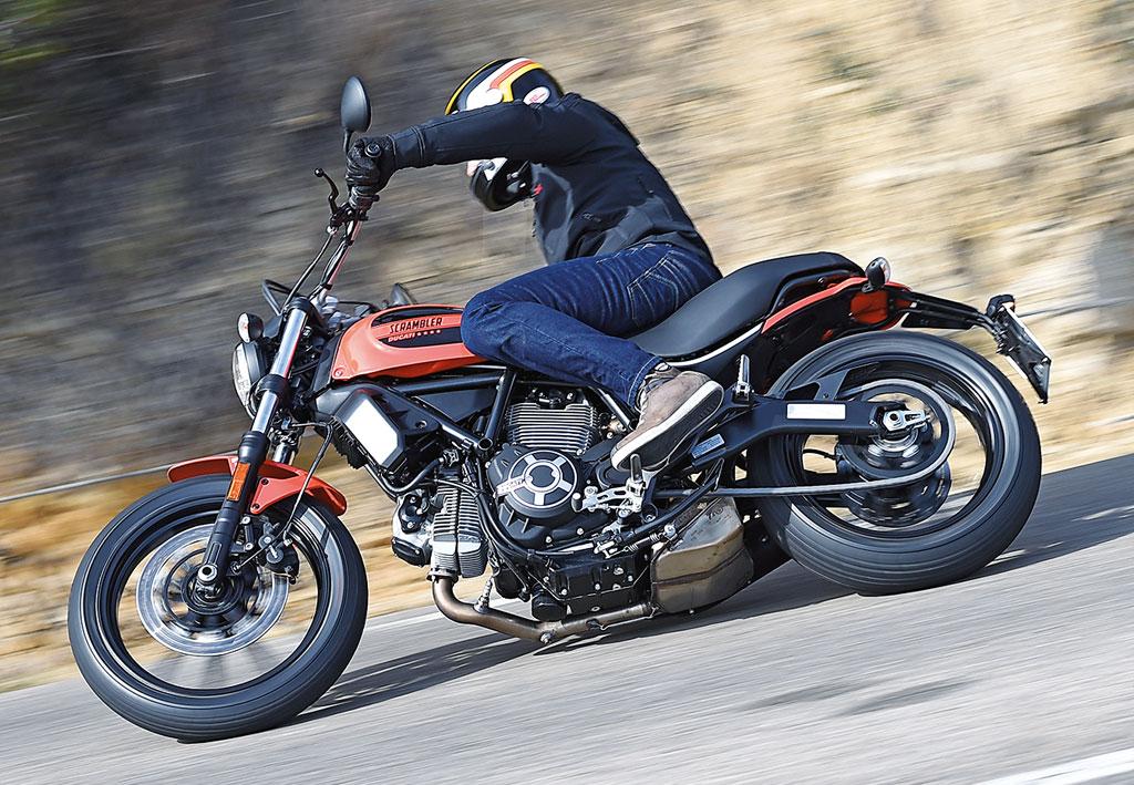 Ducati Scrambler Sixty2 Modell 2017