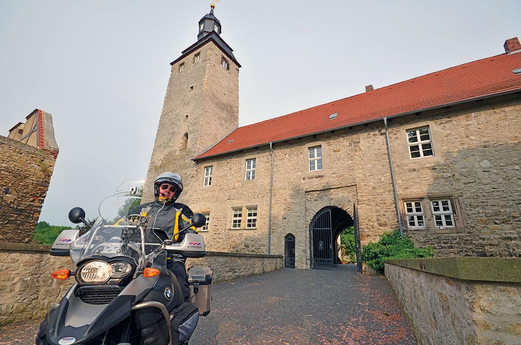 Wasserburg Egeln - Foto Frank Sachau