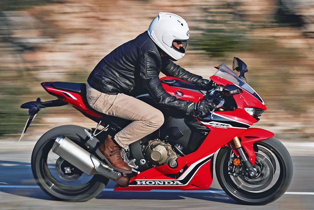 Honda CBR 1000 RR Fireblade, Modell 2017