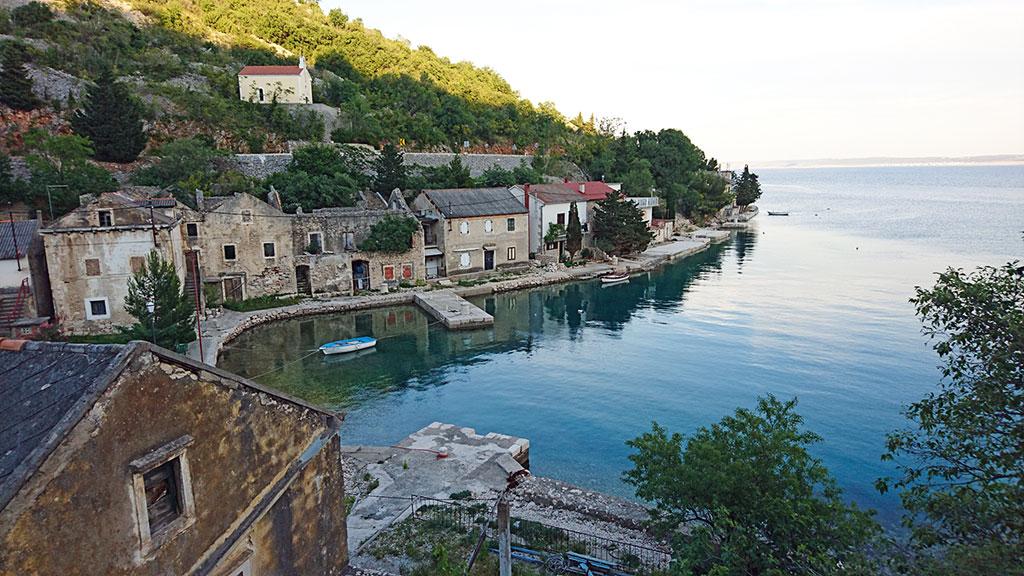 Entlang der Küste - Mit der Zero SR nach Kroatien