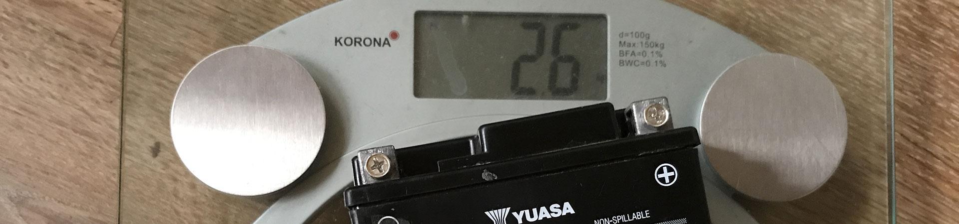 Tecno-Ion-Batterie