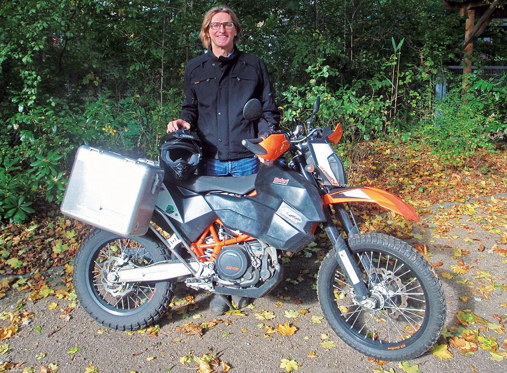 Herbsttour mit KTM und Pastor Holger Janke, Bikers-Helpline