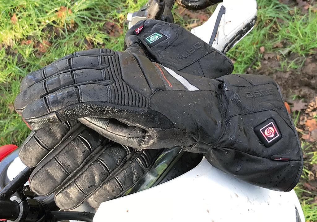 DANE Fyre - beheizte Handschuhe mit Akku