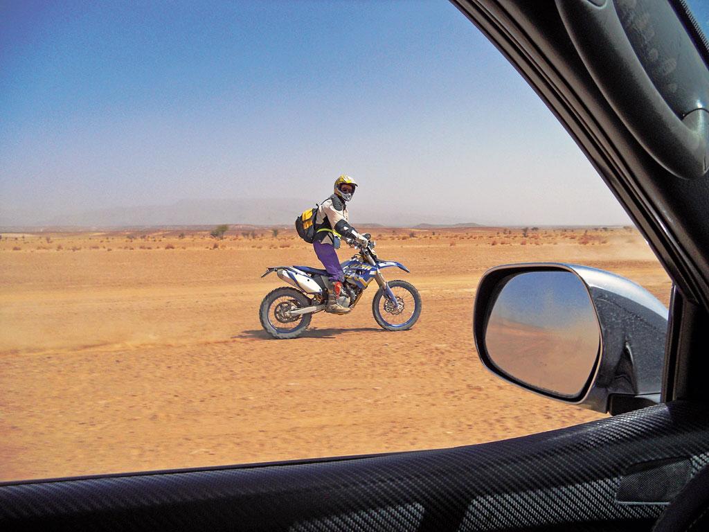 Geführte Endurotour Marokko mit Motorrad-Adventure-Travel