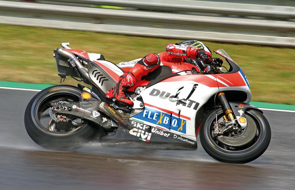 Zu Gast bei Michelin in der MotoGP am Sachsenring
