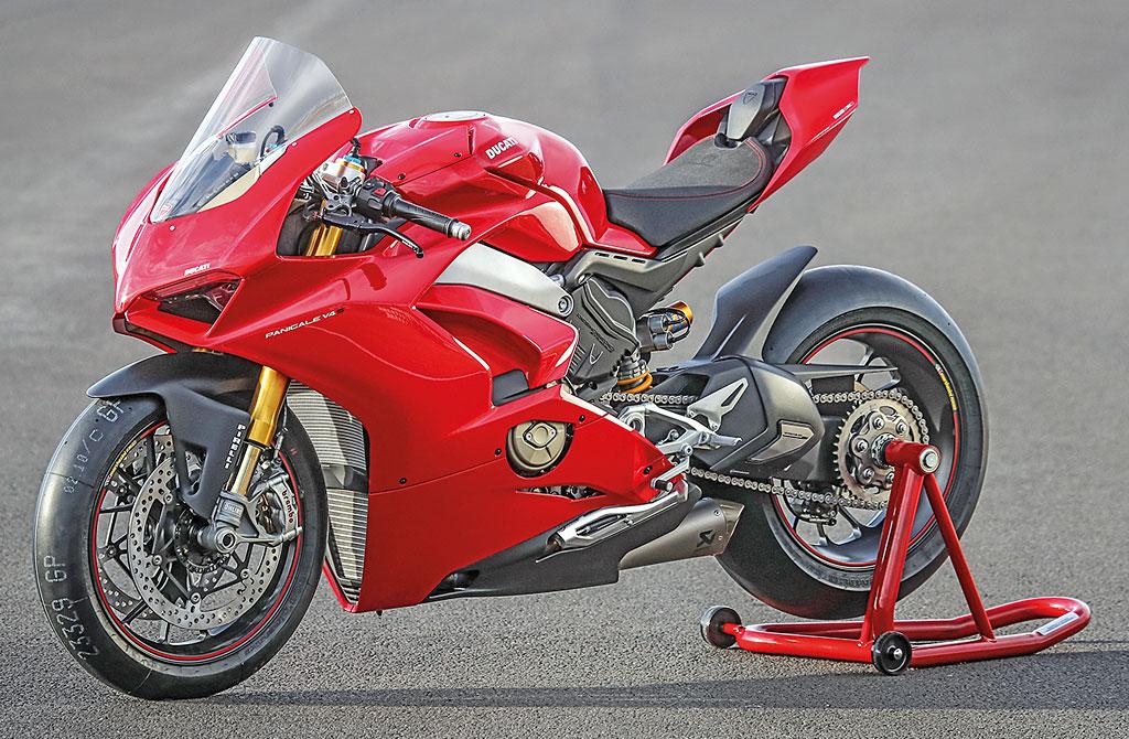 Ducati Panigale V4 S Modell 2018