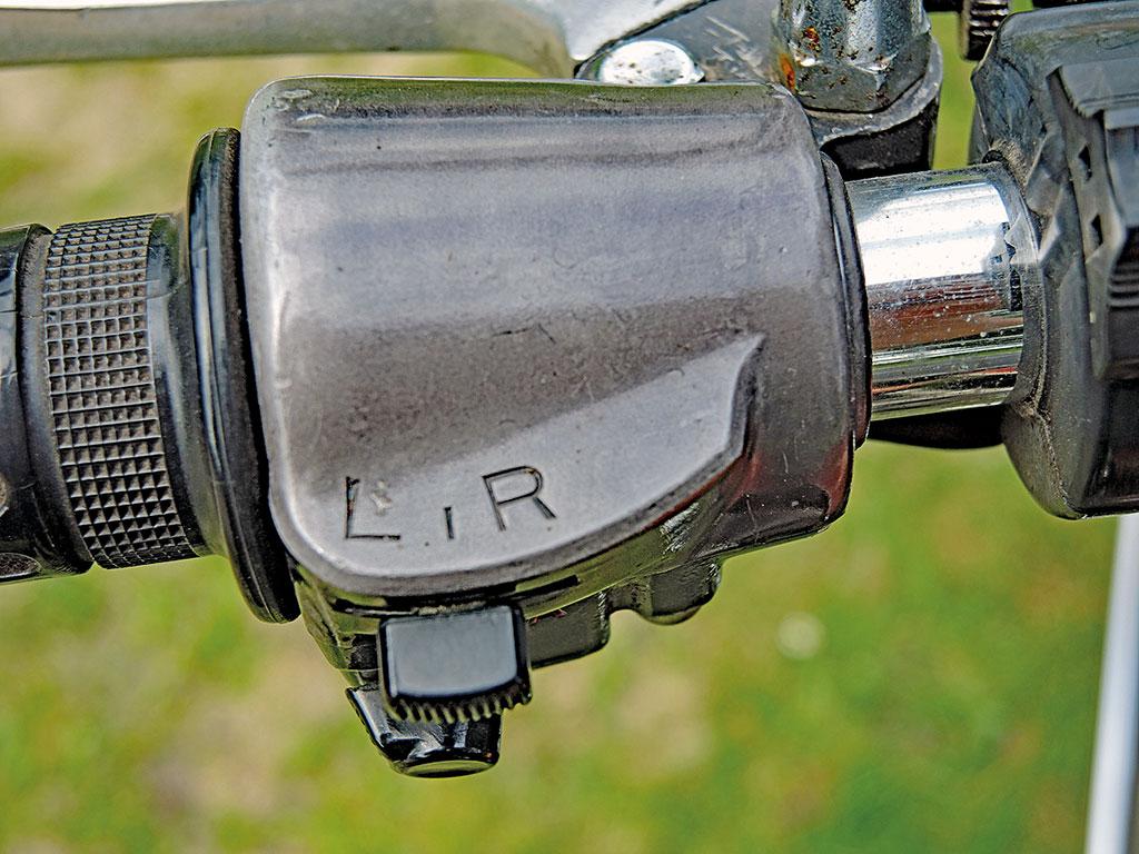 Schalter links - Honda CB 500 Four