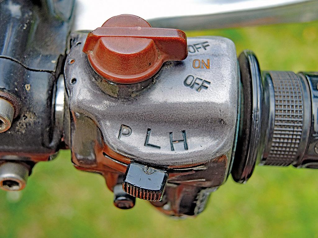 Schalter rechts - Honda CB 500 Four