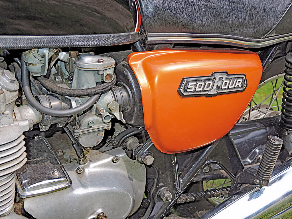 Vergaser - Honda CB 500 Four