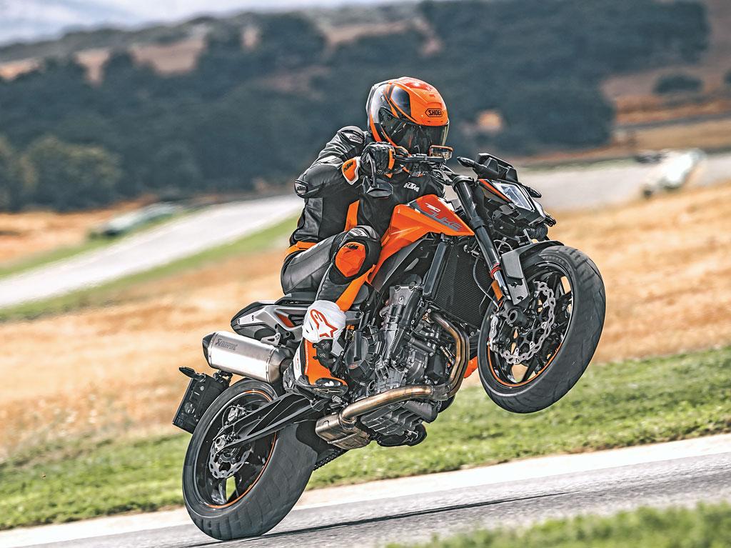 """KTM 790 Duke """"The Scalpel"""", Modell 2018"""