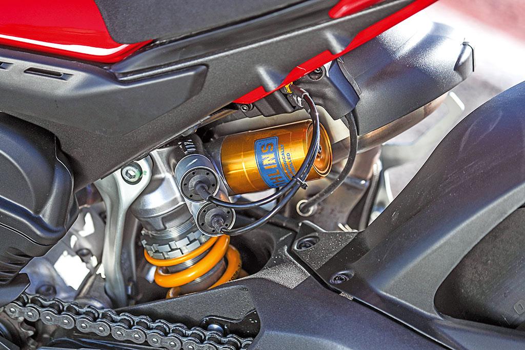 Öhlins - Ducati Panigale V4 S Modell 2018