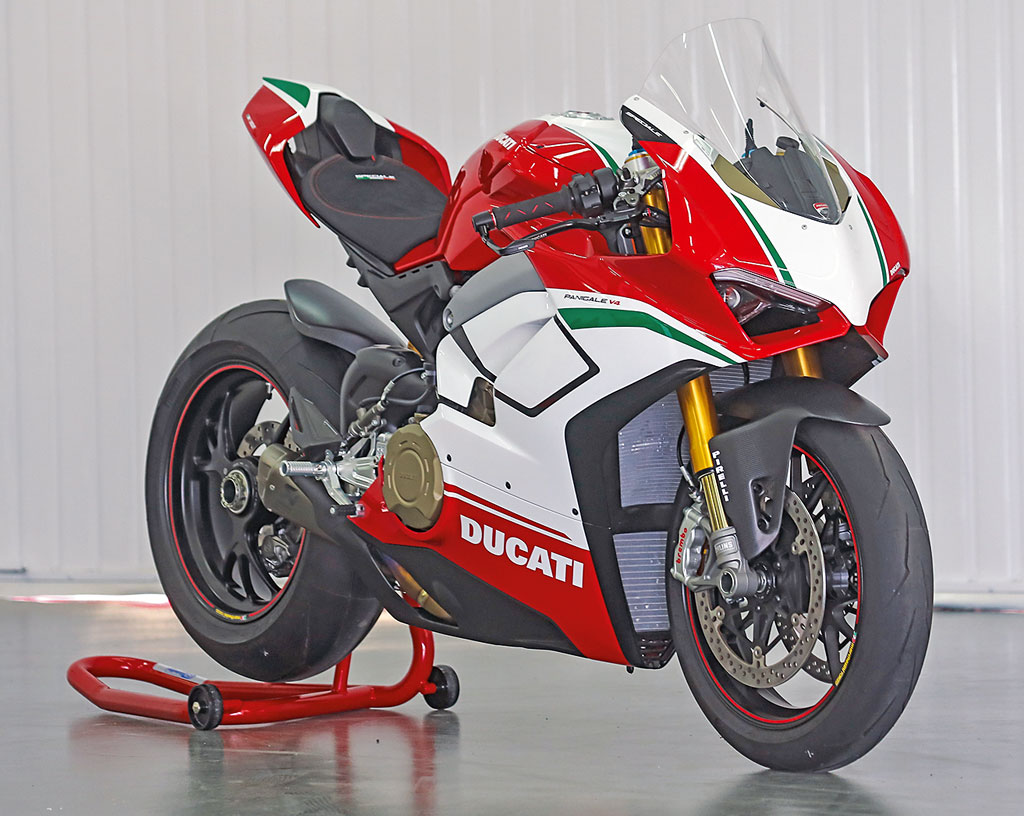 Ducati Panigale V4 Speciale Modell 2018