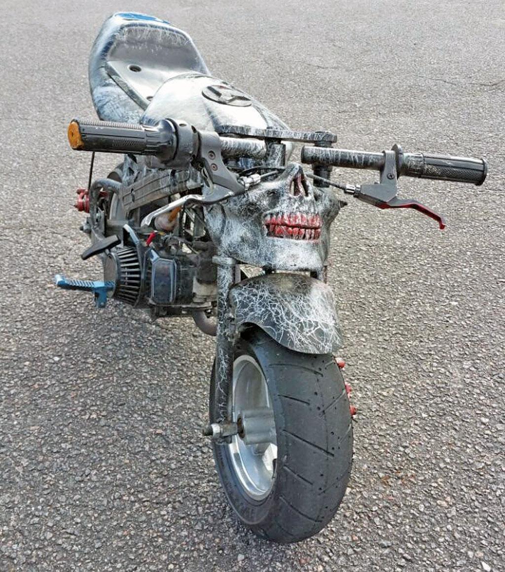 Pocketbike Death Rider