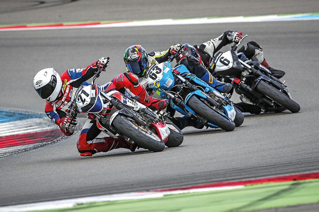 Twin Cup - Einstieg in den Motorrad-Rennsport