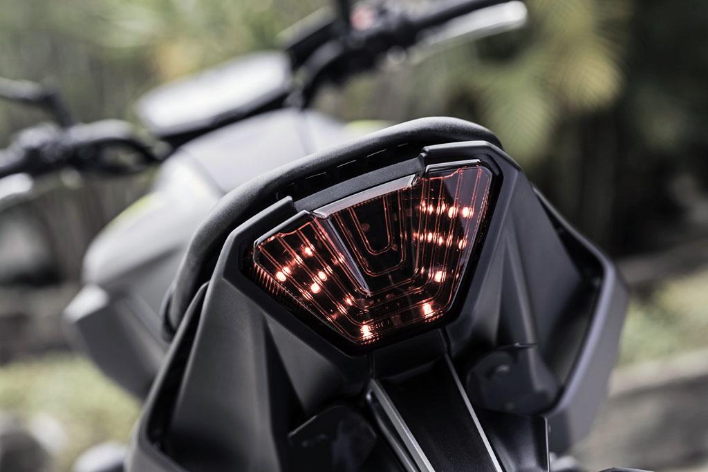 Rücklicht Yamaha MT-07