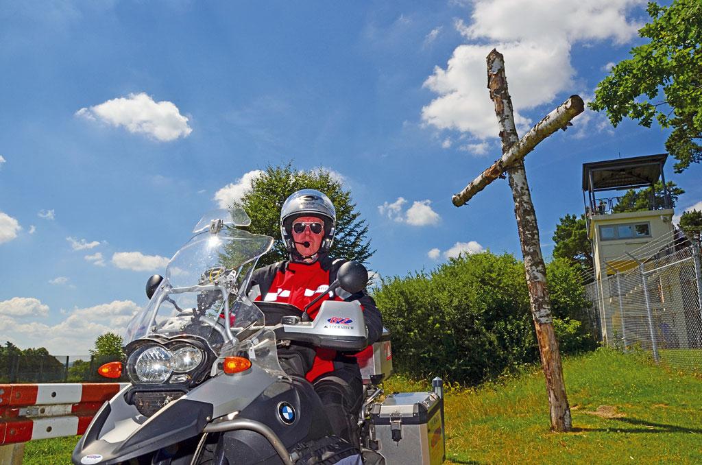 Point Alpha - Motorradtour Rhön
