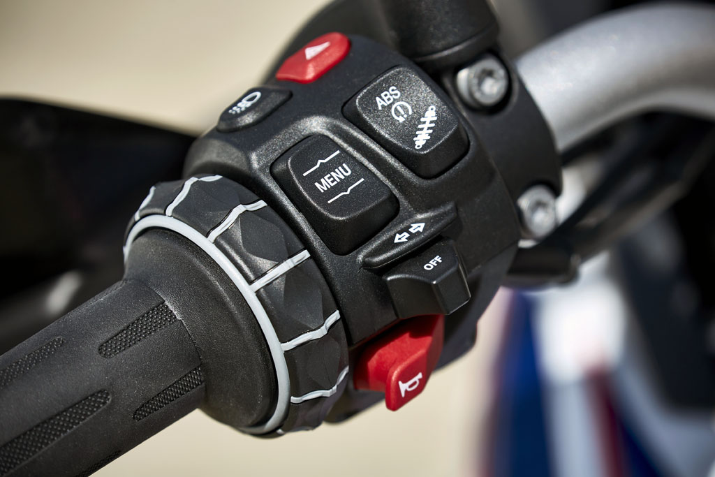 Armatur links, BMW F 850 GS, Modell 2108