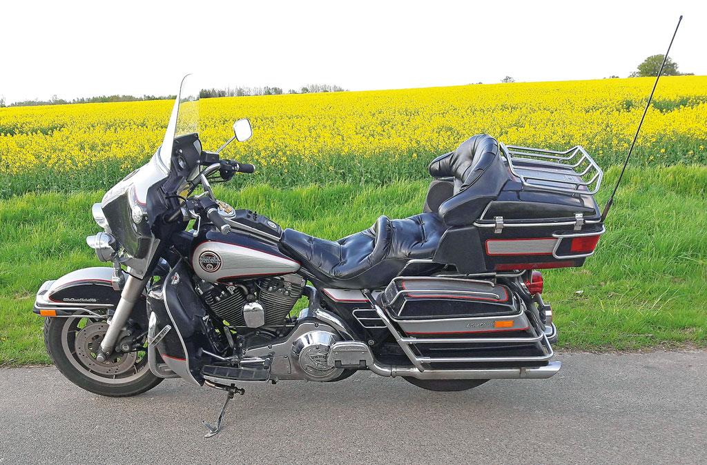 Harley-Davidson Ultra Classic Electra Glide, Bj. 1989