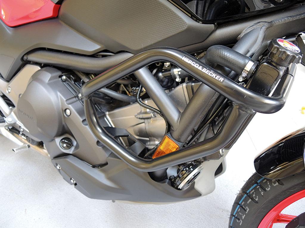 Hepco & Becker Rahmenschutzbügel für Honda NC 750 S DCT, Modell 2017