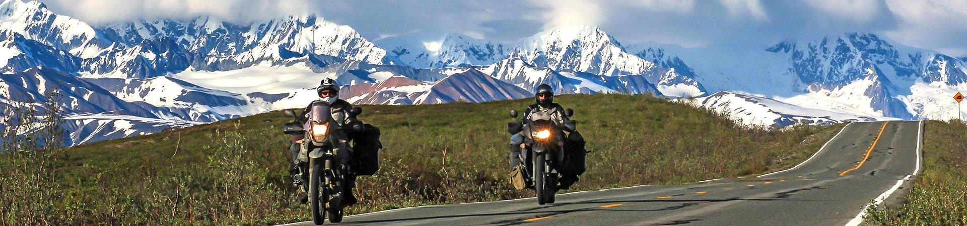 Motorradreise-Alaska-USA
