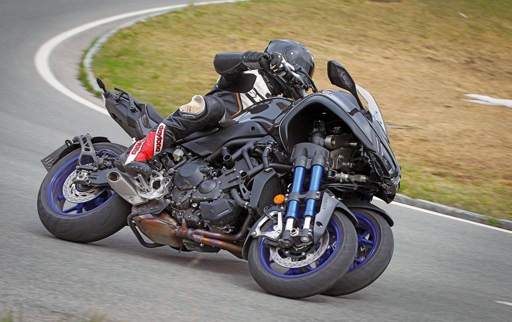 Yamaha Niken, Modell 2018