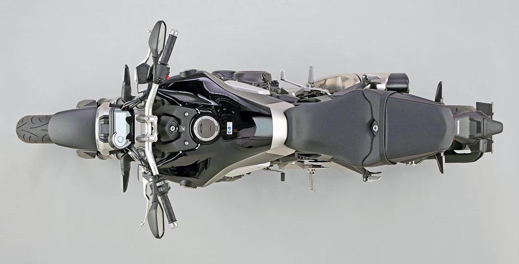 Honda CB 1000 R Neo Sports Café, Modell 2018