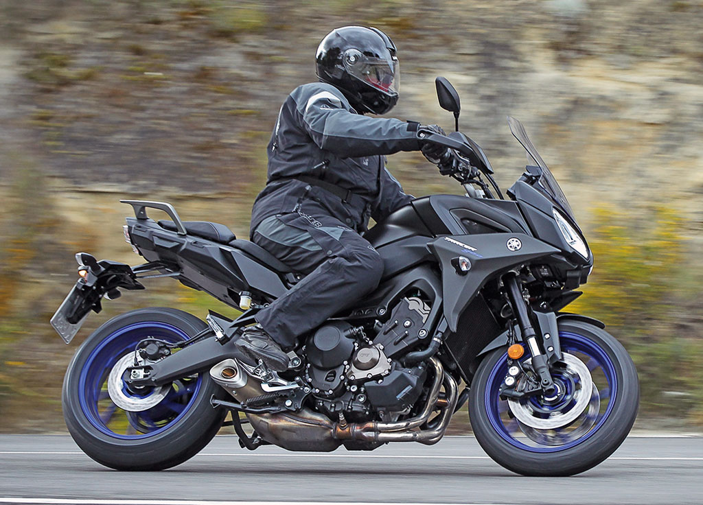 Yamaha Tracer 900 / Tracer 900 GT, Modell 2018