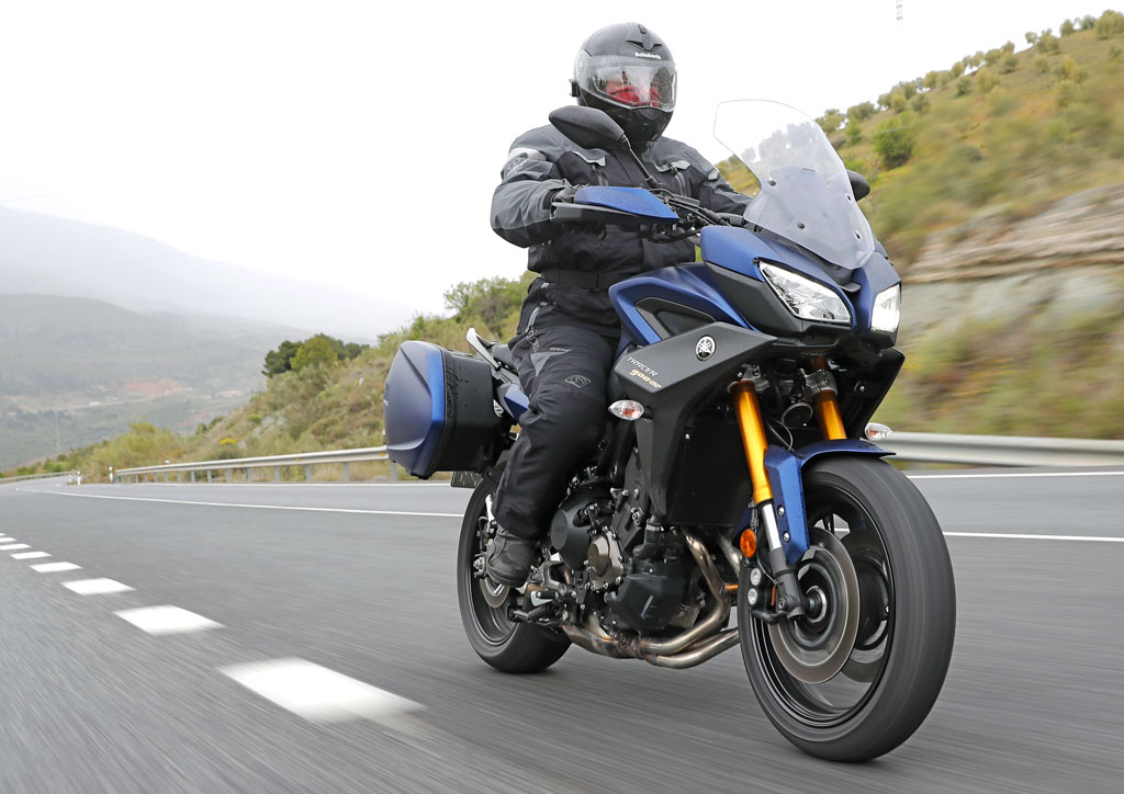Front - Yamaha Tracer 900 GT, Modell 2018